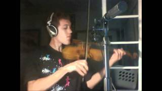 BEP/Journey - Meet Me Halfway/Don't Stop Believing (VIOLIN COVER) - Peter Lee Johnson