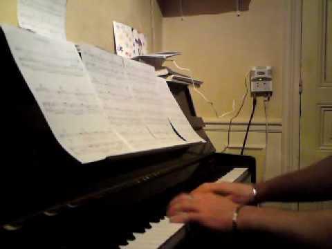 je suis malade serges lama piano