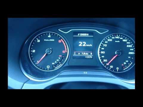 Audi A3 Limousine - eine Versuchung wert