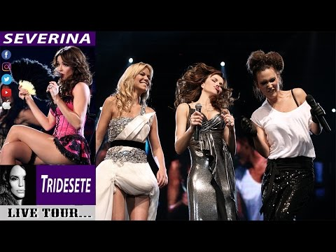 Severina &#8211; Prijateljice, spot i tekst pjesme