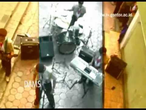Video Clip DAMS - Kebersamaan - Darussalam Musicians - Gontor