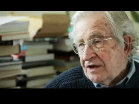 OWS: Noam Chomsky on Occupy's potential now, moving forward after their initial tactic -- 2/21/12