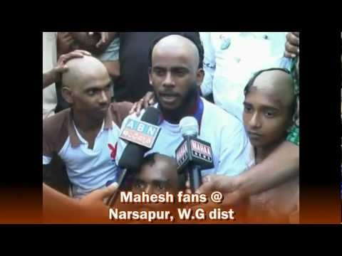 Superstar Mahesh Craze in Public & among Celebrities