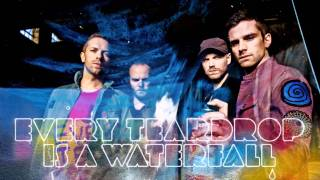 Coldplay - Every Teardrop Is A Waterfall (FutiMike rock cover)