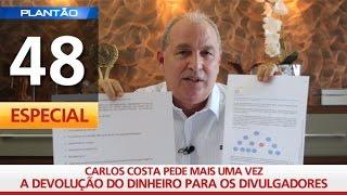 PLANT�O YMPACTUS N� 48 -ESPECIAL - Carlos Costa comenta ...