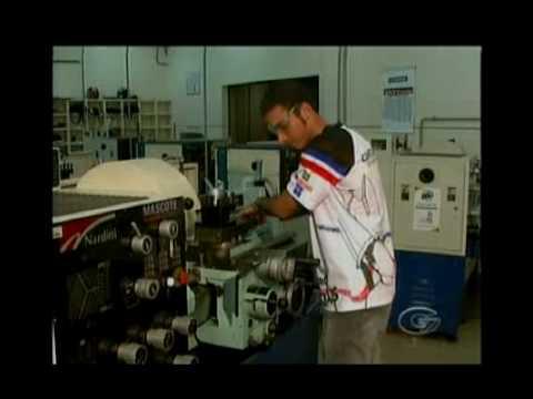 Entrevista Senai Alagoas - Olimpiada do Conhecimento 2010