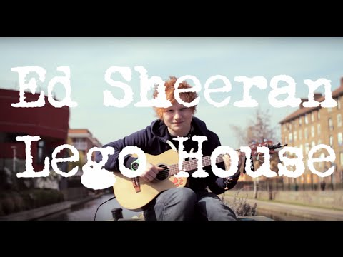 Ed Sheeran - Lego House [Acoustic]