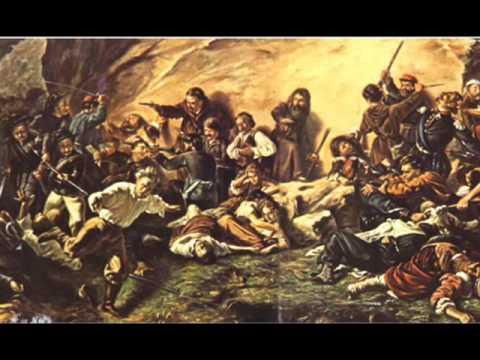 BREVE STORIA DELLA RIUNIFICAZIONE D'ITALIA - PARTE QUINTA -