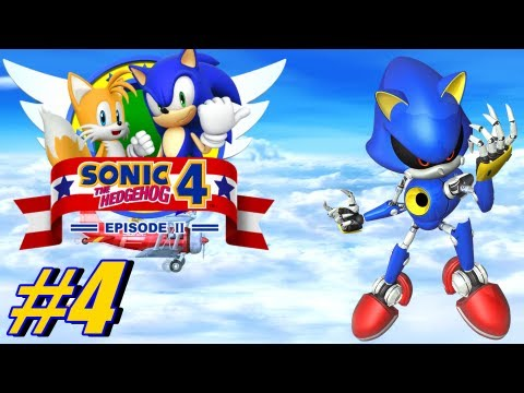 Sonic The Hedgehog 4 Episode 2 w/Cobanermani456: Sky Fortress
