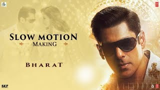 Slow Motion Song Making - Bharat