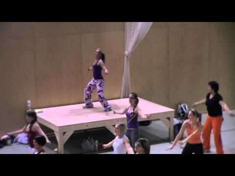 ZUMBA fitness - Cuba salsa