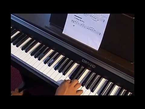 Tự Học Đàn Piano - Bài 3