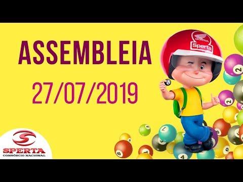 Sperta Consórcio - Assembleia - 27/07/2019