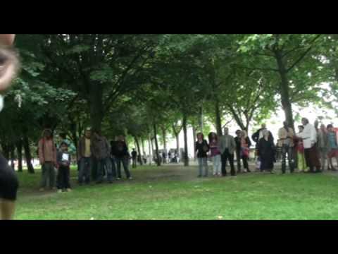 Leumbeul Sabar Parc de la Villette le 13/06/10