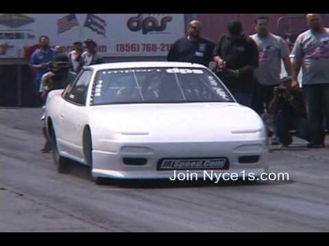 Nyce1s.com - Import DPS 7 Second Nissan 240SX!!!