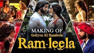Goliyon Ki Raasleela Ram-leela - Making Of The Film