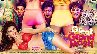 Great Grand Masti Official Trailer | Riteish, Vivek, Aftab, Urvashi