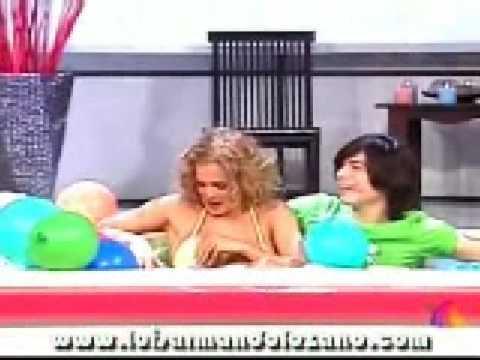 Luis Armando en el show de Niurka p3