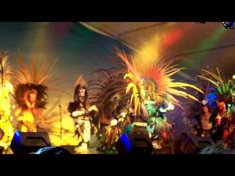 AZTECHI @ Lo Spirito del Pianeta 2012 - Chiuduno (Bg) - Serata finale