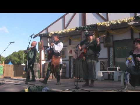 Celtic Mayhem ~ A La Una Yo Naci ~ 13th Century Sephardic Love Song