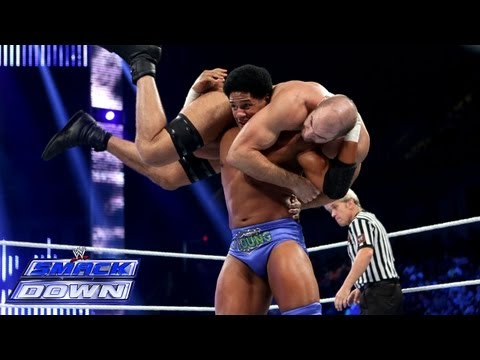 Darren Young vs. Antonio Cesaro: SmackDown, Aug. 23, 2013