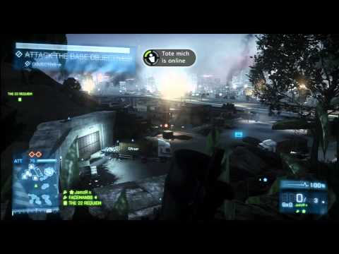 New BATTLEFIELD 3 1080P TEHRAN HIGHWAY MULTIPLAYER [BF3 GAMEPLAY xbox 360] 1080p HD PVR Hauppage