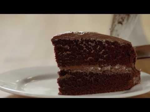 How to Make Easy Chocolate Cake   Cake Recipes   Allrecipes.com