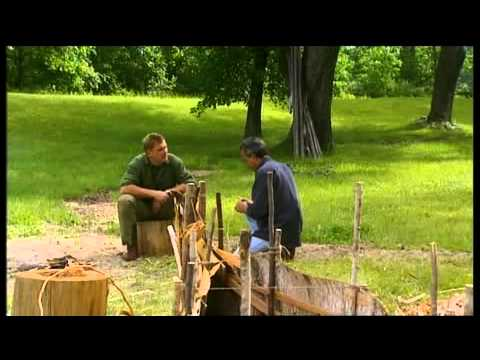 Ray Mears' Bushcraft S02E01 - Birchbark Canoe