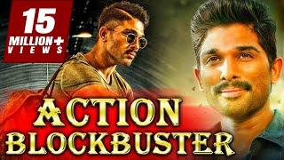 Action Blockbuster (2018) South Indian Movies Dubbed In Hindi Full Movie  Allu Arjun, Arya