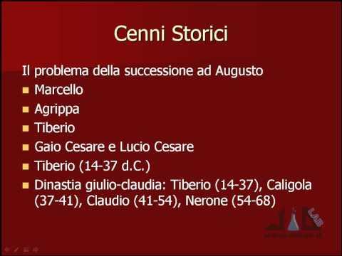 videocorso archeologia e storia dell'arte romana - lez 9 - parte 1
