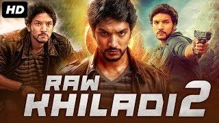 BAAGHI KHILADI (2019) New Released Full Hindi Dubbed Movie  Full Hindi Movies  South Movie 2019