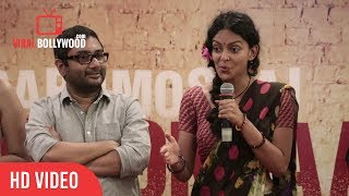 Bidita Bag Full Speech | Babumoshai Bandookbaaz Trailer Launch