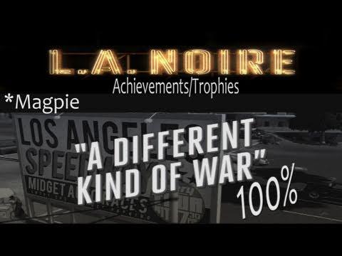 LA Noire - Walkthrough Case 17 Different Kind of War Gameplay Part 17