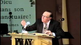 Conférence - La psychologisation de l'Église 1/2