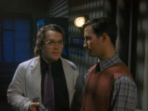 Garth Marenghi's Darkplace - Episode 02 (Full Episode) - Hell Hath Fury