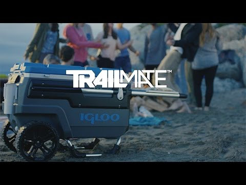 "Igloo Presents The Trailmate Cooler: ""Party Anywhere"" - default"