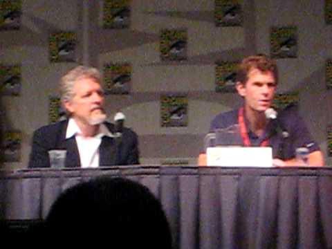 Kevin Conroy (Batman) & Clancy Brown (Lex Luthor) San Diego Comic Con 2009