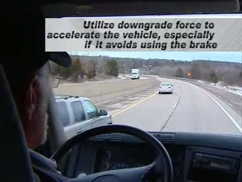 Detroit Diesel Driving For Fuel Economy