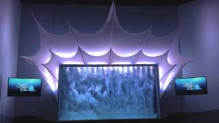 Full Spectrum Transforms Newport Aquarium's Shark Ray Bay Theater