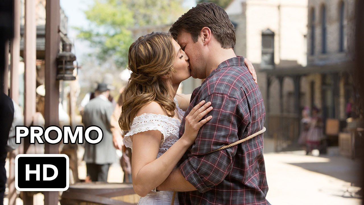 "Castle 7×07 Promo ""Once Upon A Time In The West"" (HD) Thumbnail"