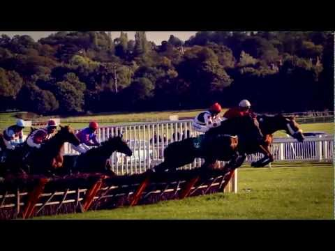 Super Slow-Motion Horse Racing | Canon 60D