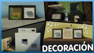 Youtube minecraft como hacer una casa moderna solo con for Eumaster casa moderna 8x8