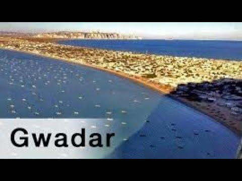 GWADAR Largest Deep Seaport || Pakistan's Gift to all World Countries =HD=