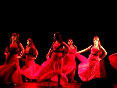 Flamenco (HD) - Selene en el Borges Diciembre 2011