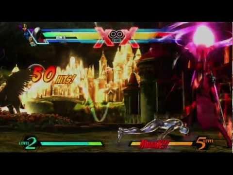 UMVC3: Dante Solo Combos 2