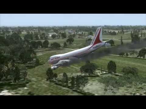 Air India 747 Crash Pakistan