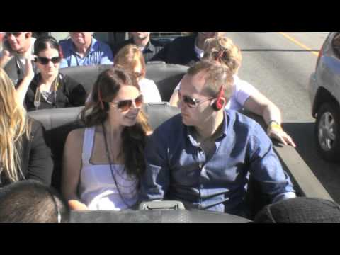 Ellen-s Hidden Camera Prank on a Hollywood Tour Bus!