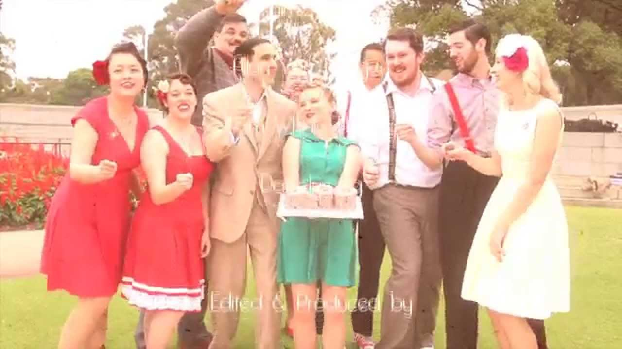 Happy Frankie 100 from Perth Swing Dance Academy, Australia