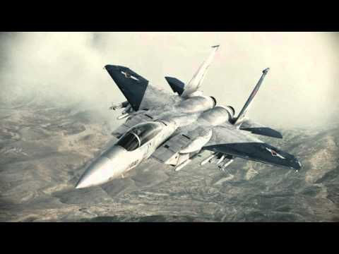 Ace Combat: Assault Horizon OST - Town Of Fiction
