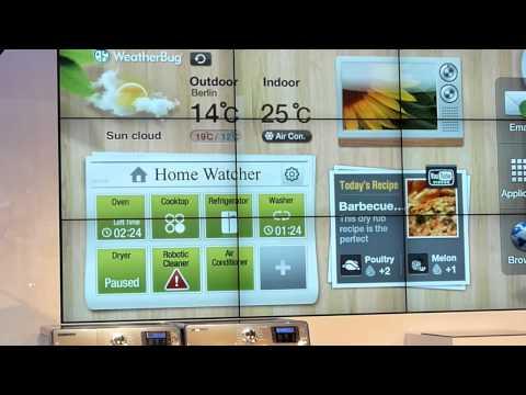 Samsung Home Watcher Demo (IFA 2010)